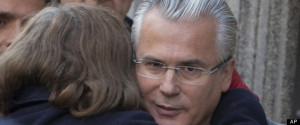 Baltasar Garzon, Spain Famed Judge, Convicted Of Misusing Authority