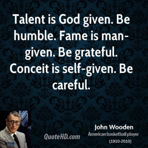 John Wooden Faith Quotes Quotehd