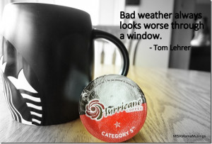 For this morning's coffee: Category 5 by Hurricane Coffee – dark ...