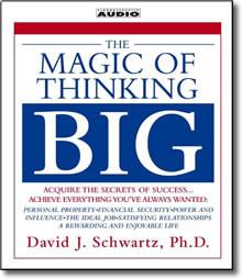 Magic of Thinking Big – audio