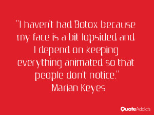 Marian Keyes Quotes
