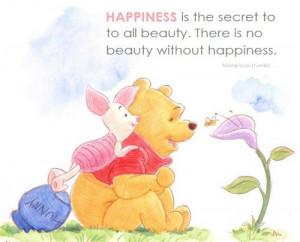 pooh happiness zen