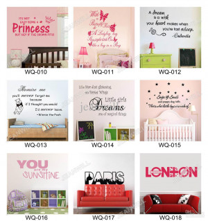 Cheap Cartoon Removable Wall Best Removable For Kids Room Wall