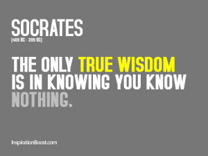 Inspirational Philosophical Quotes: Socrates Philosophy Quotes ...