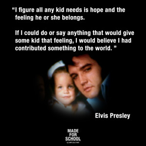 Quote: Elvis for Kids
