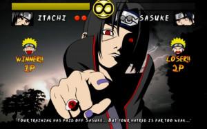 games text quotes uchiha sasuke rings naruto shippuden akatsuki uchiha ...