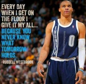 Russell Westbrook okc thunder