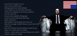 House Of Cards Wallpaper Quote: Images For > House Of Cards Wallpaper ...