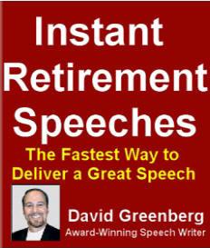 retirement farewell speech librarian