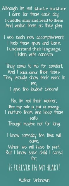 Forever in my heart - author unknown, but I love it! #fostercare love ...