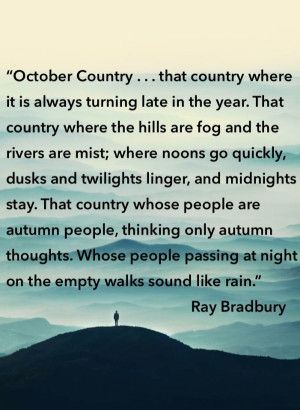 October Country . . . ??? Ray Bradbury [701x960]