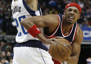 Paul Pierce: The Nets Sucked And Deron Williams Didn't Care
