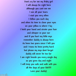 Daddy's Little Girl Poems | Daddy's little girl poems