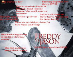 Freddy vs. Jason quotes by SterbenEdelweiss
