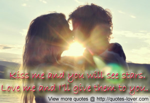 Kissing Images With Quotes