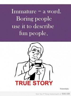 barney stinson, boring people, fun people, funny qoutes, haha true ...