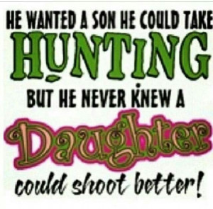More like this: hunting girls , girl quotes and hunting .