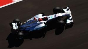 Aabar cede le sue quote della Mercedes F1