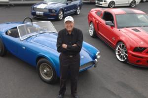 Los 10 carros del buen Playboy
