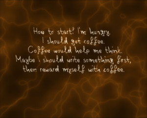 Cool Coffee Quotes images