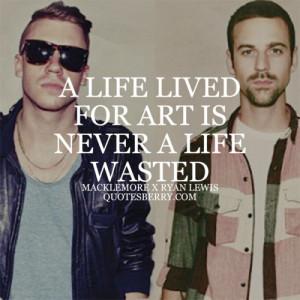 Macklemore quote