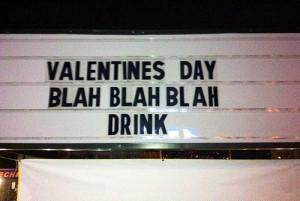 Valentines Day Blah Blah Blah....