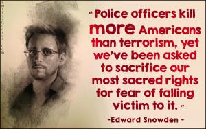 EmilysQuotes.Com - police officer, kill, death, Americans, terrorism ...