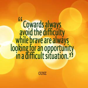 Coward Quotes