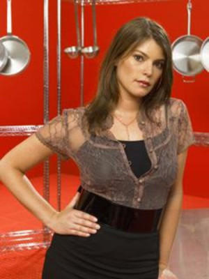 Gail Simmons In Top Chef