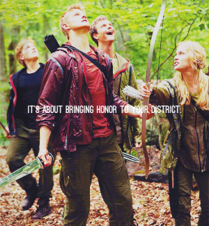 career tributes #hunger games #cato #glimmer #marvel #clove