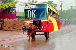 Funny Indian Bus Picture