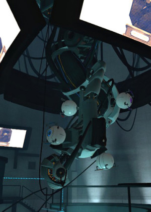 portal 2 glados quotes. GLaDOS. Image via Wikipedia
