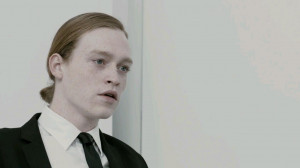 caleb landry jones antiviral gif