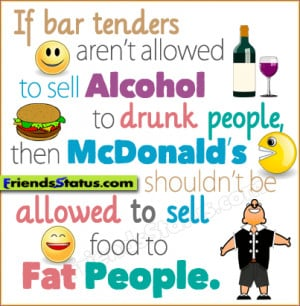 funny fat people quotes