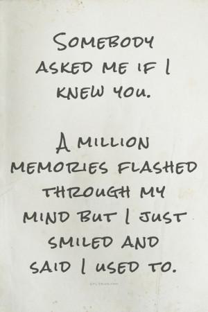 Loving Memory Treasure Quotes