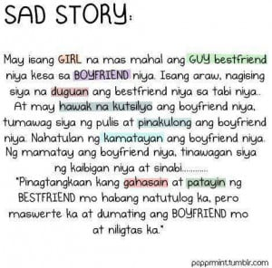 sad stories quotes Sad Story