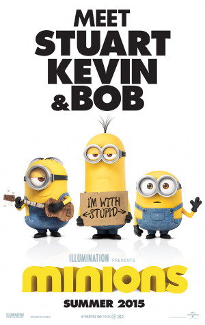 Finally, the Minions get their own movie!