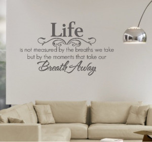 ... Strong... 0772 Wall Decal Quote Wall Lettering Art Words Wall Sticker
