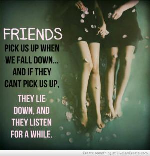 beautiful, cute, friends, girls, lie down, listen, love, our friends ...