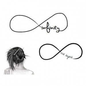 art, best friend, black and white, cute, drawing, hair, infinity ...