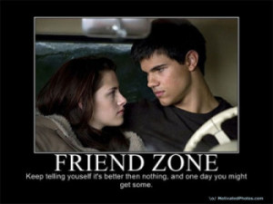 Tales From the Friend Zone: REALLY Just Friends?