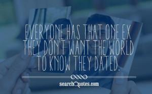 Sarcastic Quotes About Ex Boyfriends