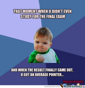 funny college final exam quotes oberlin college finals
