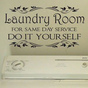 ... -Wall-Lettering-Laundry-Same-Day-Service-Do-It-Yourself-Quotes-Decals