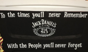 jack Daniels lovers, but quote can go on any cooler with an alcohol ...