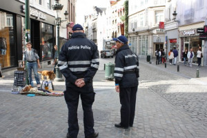 Polite Police or Politie Police? Have you been to Belgium?