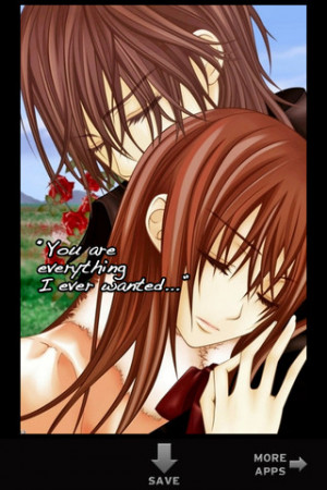 Download Anime Love Quotes iPhone iPad iOS