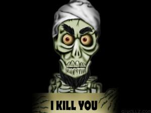 Achmed I Kill You G1 Wallpaper