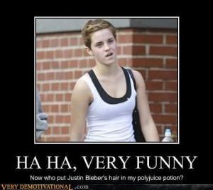 Ha ha, very funny - harry-potter-vs-twilight Photo