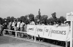 Student Action for Aborigines was formed at the University of Sydney ...